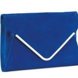 niebieska kopertówka Kazar - zima 2014