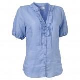 niebieska koszula Jackpot - z kolekcji wiosna-lato 2011
