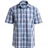 niebieska koszula Kappahl w kratkę - wiosna/lato 2011