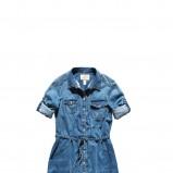 niebieska koszula Levis dżinsowa - kolekcja jesienno-zimowa