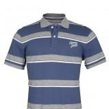 niebieska koszulka Top Secret polo - wiosenna kolekcja