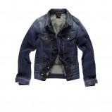 niebieska kurtka Big Star dżinsowa - jesień/zima 2010/2011
