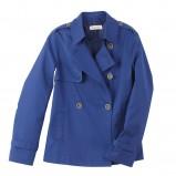niebieska kurtka Camaieu - wiosna/lato 2012