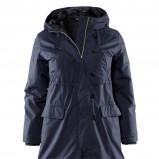 niebieska kurtka H&M - jesień/zima 2011/2012