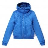 niebieska kurtka House - jesień-zima 2010/2011