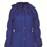 niebieska kurtka Troll - zima 2011/2012