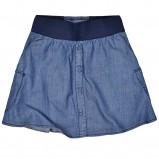 niebieska spódnica Reserved - jesień/zima 2011/2012