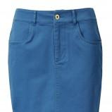 niebieska spódnica Van Graaf - trendy wiosenne