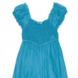 niebieska sukienka C&A - sezon wiosenno-letni