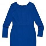 niebieska sukienka Carry - kolekcja jesienno-zimowa 2013/2014