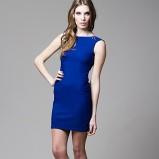 niebieska sukienka Heppin - trendy wiosna-lato