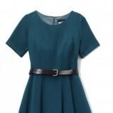 niebieska sukienka Lobster - jesień/zima 2011/2012