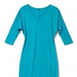 niebieska sukienka Mohito - kolekcja wiosenno/letnia