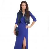 niebieska sukienka Motivi - lato 2012
