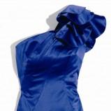 niebieska sukienka Orsay - kolekcja jesienno-zimowa