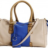 niebieska torebka H&M - lato 2012
