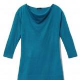 niebieska tunika Mohito - kolekcja wiosenno/letnia