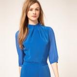 niebieski kombinezon Asos - wiosenna kolekcja