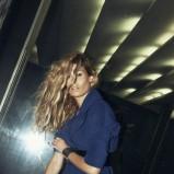 niebieski płaszcz Caterina - jesień 2011