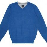 niebieski sweter Carry - trendy na jesień-zimę