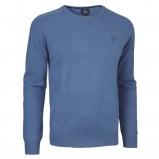 niebieski sweter Cottonfield - trendy na jesień-zimę