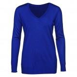 niebieski sweter New Yorker - wiosna/lato 2012
