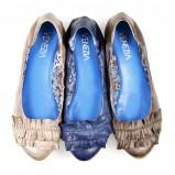niebieskie baleriny Venezia - wiosna/lato 2011