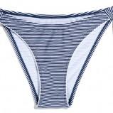 niebieskie bikini Mohito w paski - kolekcja wiosenno/letnia