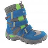 niebieskie buty BARTEK na rzepy od 239,90 zł
