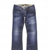 niebieskie dżinsy Big Star - moda jesień/zima 2010