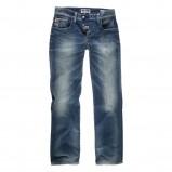niebieskie dżinsy Big Star - trendy wiosna-lato