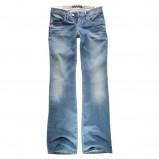 niebieskie dżinsy Big Star wytarte - wiosna-lato 2011