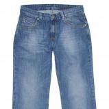 niebieskie dżinsy Cross Jeanswear Co. - jesień 2011