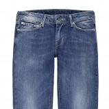niebieskie dżinsy Levis - kolekcja wiosenno/letnia