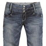 niebieskie dżinsy Orsay - 2012