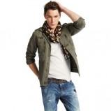 niebieskie dżinsy Pull and Bear - moda 2011