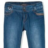 niebieskie dżinsy Reserved - kolekcja letnia