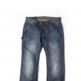 niebieskie dżinsy Springfield - z kolekcji jesień-zima