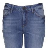 niebieskie jeansy River Island - lato 2013