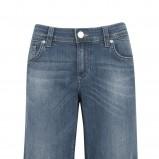 niebieskie spodnie Marks & Spencer dżinsowe - jesień/zima 2010/2011