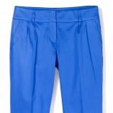 niebieskie spodnie Mohito - jesień/zima