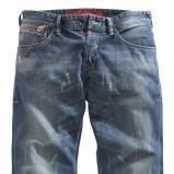 niebieskie spodnie s.Oliver dżinsowe - jesień-zima 2010/2011