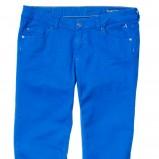 niebieskie spodnie s.Oliver - kolekcja na lato