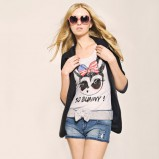 niebieskie szorty Tally Weijl dżinsowe - wiosenna kolekcja