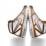obuwie sportowe Nike w kolorze złotym - jesień/zima 2012/2013