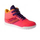 obuwie sportowe Reebok w kolorze pomarańczowym - wiosna i lato 2013