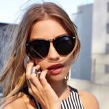 okulary przeciwsłoneczne Nasty Gal - lato 2013