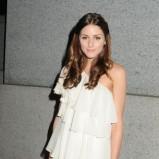 Olivia Palermo - naturalny wygląd, dziewczęce loki