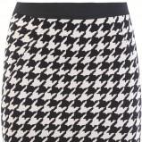 ołówkowa spódnica Tally Weijl w pepitkę - spódniczki na jesień i zimę