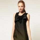 ombre sukienka wieczorowa Asos - zima 2012/2013